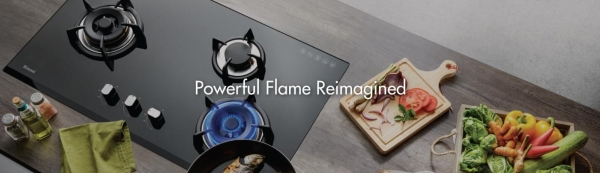 Rinnai Built-In Gas Hobs