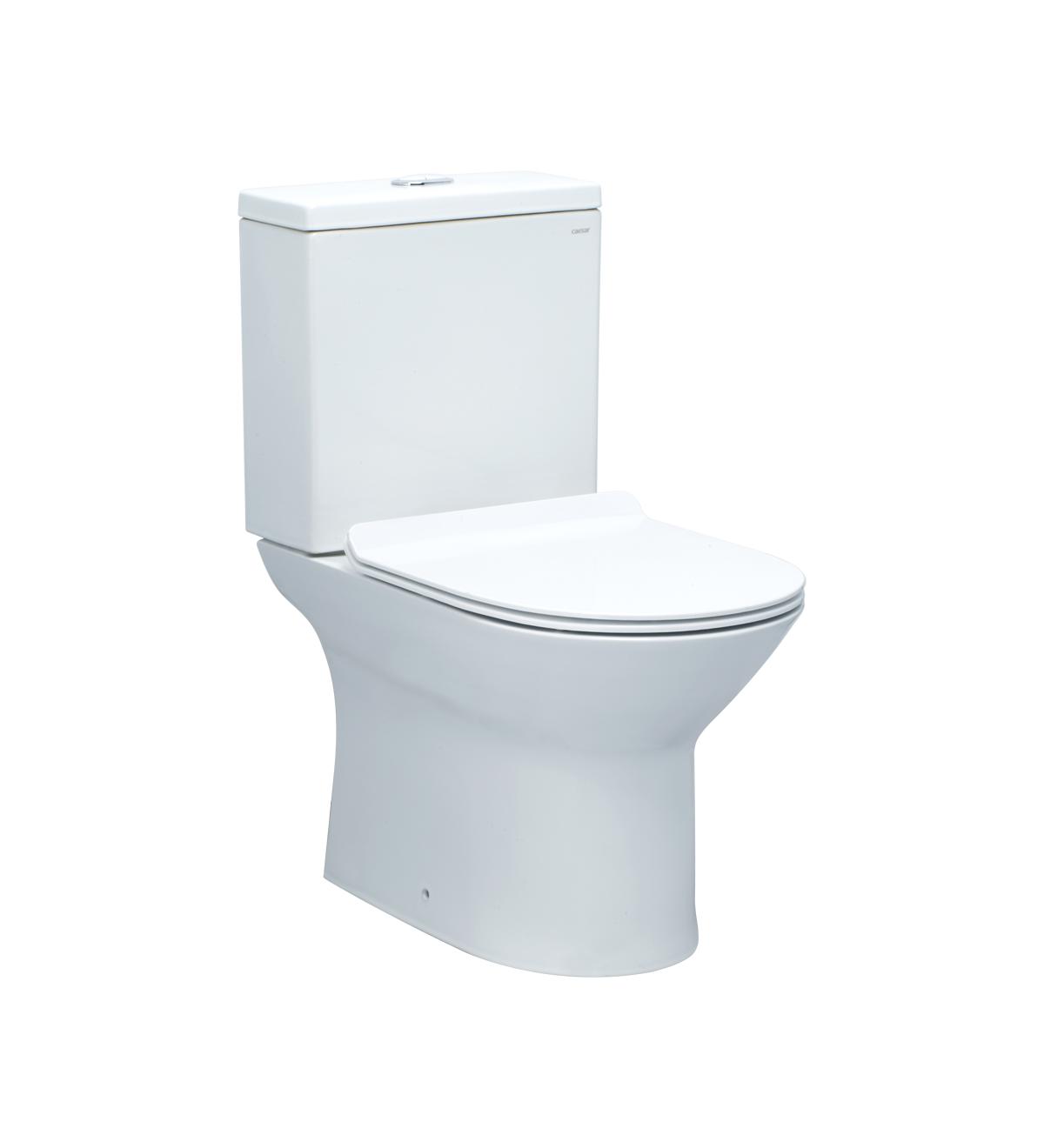 Wc Set. Stunning Hung Wc Set With Toilet Bowl Flat Soft Close Seat ...