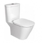 American Standard Tonic New Wave Close Coupled Toilet (Oval Tank)