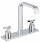 Grohe Allure 3-hole Basin Mixer 20143000