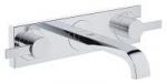 Grohe Allure 3-hole Basin Mixer 20189000