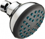 Abagno Single-Jet Fixed Shower AR-233A
