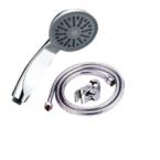 Abagno Single-Jet Hand Shower Set AR-651HH