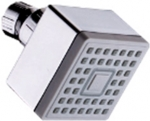 Abagno Single-Jet Fixed Shower Square AR-833A