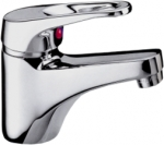 Paffoni Basin Mixer BE 075CR