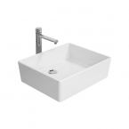 American Standard Thin Touch Square 50 Vessel Basin