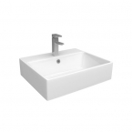 American Standard Thin Touch Square 50 Vessel Basin (Tap Hole)