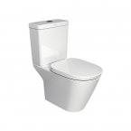 American Standard Tonic New Wave Close Coupled Toilet (Square Tank)