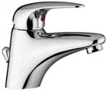 Paffoni Basin Mixer DU 075CR