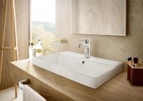 Johnson Suisse Semi Insert Toilet Basin