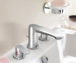 Grohe 3-hole Basin Mixer