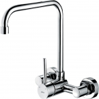 Abagno Wall Kitchen Sink Mixer LKM-187-CR