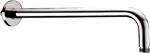 Abagno 450mm Shower Arm - Nickel LS-22-450-NK