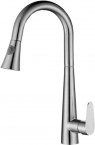Abagno Kitchen Sink Mixer with Pull-out Spray SIM-183P-SS