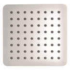 Abagno 250mm Ultrathin Rain Shower Head Square Nickel SQ-2510-NK