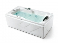 SSWW Massage Bath Tub Jacuzzi A102A(L)-W