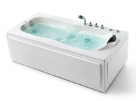 SSWW Massage Bath Tub Jacuzzi A103A(L)-W