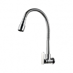 Abagno Wall Kitchen Sink Tap T-84-FSJW