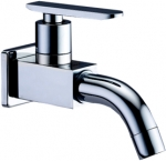 Abagno Bib Tap With Swivel Spout T-84224