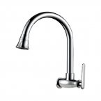 Abagno Wall Kitchen Sink Tap T-86528WJ