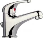 Paffoni Basin Mixer TB 075CR