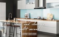 Rinnai Chimney Hood Series