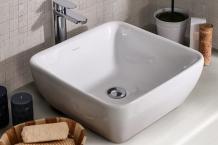 Johnson Suisse Countertop Toilet Basin