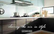 Rinnai Slim Hood Series